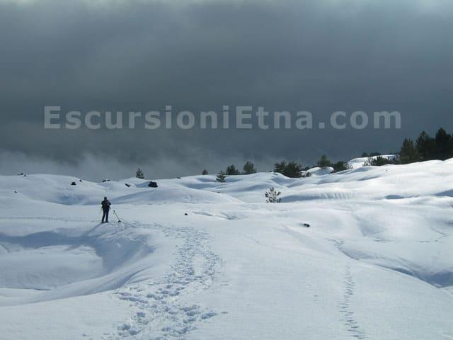 Escursioni Etna Innevata