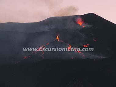 eruzioni Etna