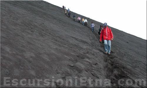 escursione Etna